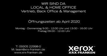 Covid-19 Xerox XRX